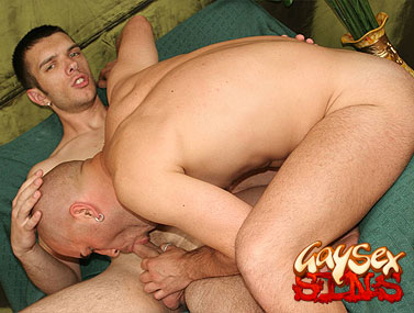 Real Sperm Swap scene 2 2